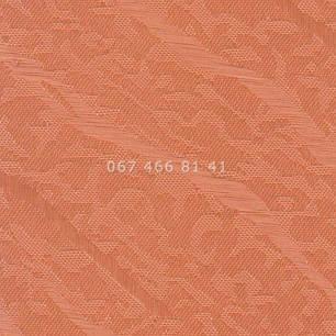 Жалюзи вертикальные 89 мм Бали апельсиновые, фото 2