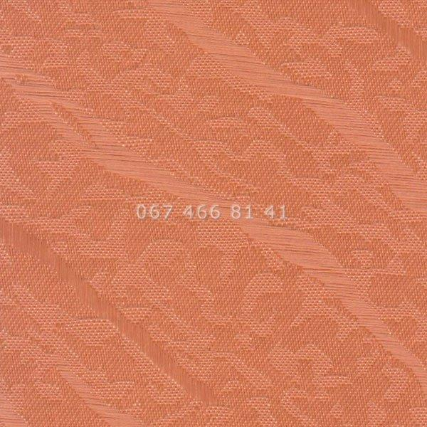 Жалюзи вертикальные 89 мм Бали апельсиновые