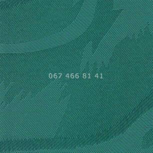 Жалюзи вертикальные 89 мм Рио темно-зеленые, фото 2