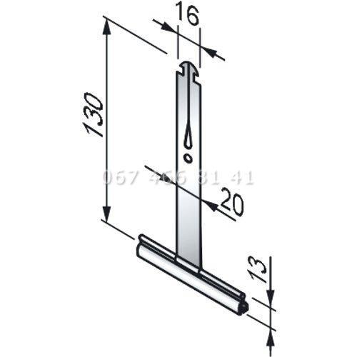 Alutech SS1301 пружина тяговая для роллет