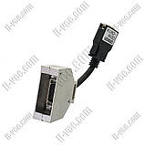 Пеобразовательный кабель OMRON CS1W-CN114, port C в port CS/CJ, фото 3