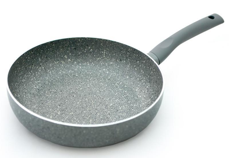 Сковорода глубокая Fissman VULCANO Ø26см с индукционным дном