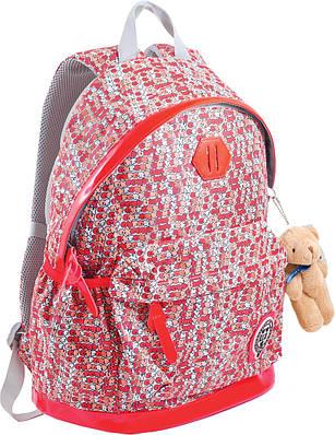 Облегченный школьный рюкзак Oxford YES! 552571 красный