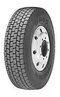 Грузовая шина 235/75R17.5 DH05 Hankook ведуча, грузовые шины Ханкук на ведущую ось