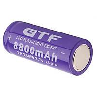 Аккумулятор GTF TR 26650 8800 mAh 3.7 V. Витринный образец., фото 1
