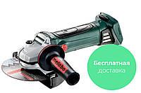 Угловая шлифмашина Metabo W 18 LTX 150 (Без аккумуляторов и зарядного устройства)
