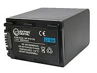 Аккумулятор для видеокамеры Sony NP-FH100 (3900 mAh) DV00DV1205 ExtraDigital