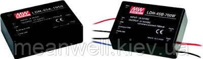 LDH-45B-350W Блок живлення Mean Well LED 45.15 вт,21-126VDC, 350mA