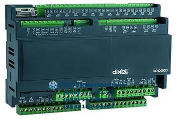 Контроллер для одновременного управления до 8 компрессоров и вентиляторов Dixell XC1008D-1B01F (X0SGDDGMZ302-S00)