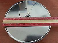 Диск E/S4 для овощерезки Robot Coupe CL50, 55, 60 cлайсер 4 мм, фото 2