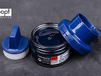 Крем для обуви Tarrago Self Shine Kit Cream, 50 мл, темно-синий
