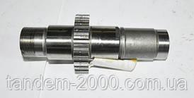 Вал корпуса сцепления (ПО МТЗ) 80-1601021