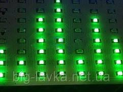 Набор индикатора частотного спектра LED kit  Зеленый