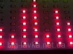 Набор индикатора частотного спектра LED kit  Красный