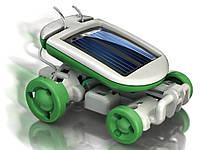 Робот-конструктор на сонячній батареї Robot Kits 6 в 1