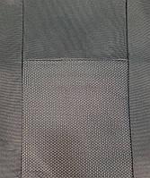 Чехлы в салон модельные для Citroen Jumper II '06- (1+2) бюджет (комплект), красный
