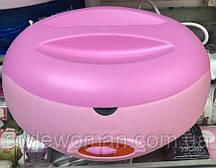Парафиноплав ванночка для парафинотерапии топка розовый