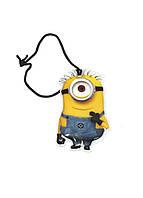 "Брелок фонарик ""Миньон"" Universal Studios 10х6см Желтый"