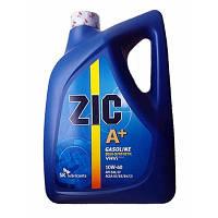 Масло моторное ZIC(Зик) A+ 10W-40 6 л  ZIC X7 LS 10W-40 (Канистра 6л)