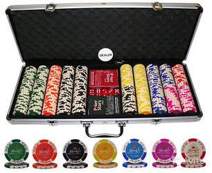 Покер наборы, фишки