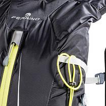 Рюкзак спортивный Ferrino X-Track 15 Black/Yellow, фото 3
