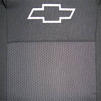 Чохли в салон модельні для Chevrolet Niva '02-14 преміум (комплект), синій, фото 1