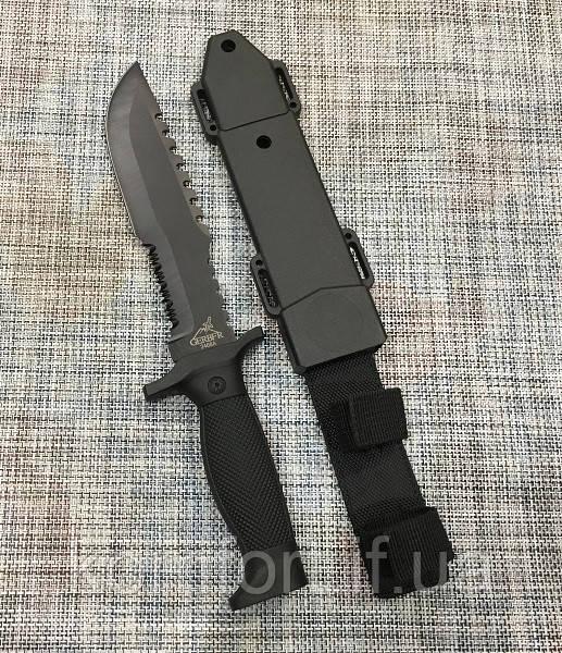 Большой тактический нож GERBFR 30,5см / 2468А для охоты и рыбалки