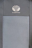 Чехлы в салон модельные для Daewoo Matiz '98- премиум (комплект), красный, фото 1