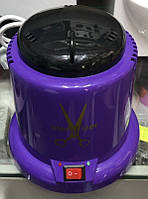 Кварцевый стерилизатор в пластиковом корпусе YRE SH-00 фиолет С02727 шариковый стерилизатор