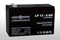 Аккумуляторная батарея LogicPower LPM12-8  12V 8Ah