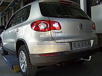 Фаркоп Volkswagen Tiguan 2007- оцинкованный Galia