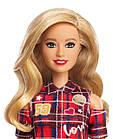 Кукла Барби Модница - Barbie Fashionistas Patched plaid, фото 7
