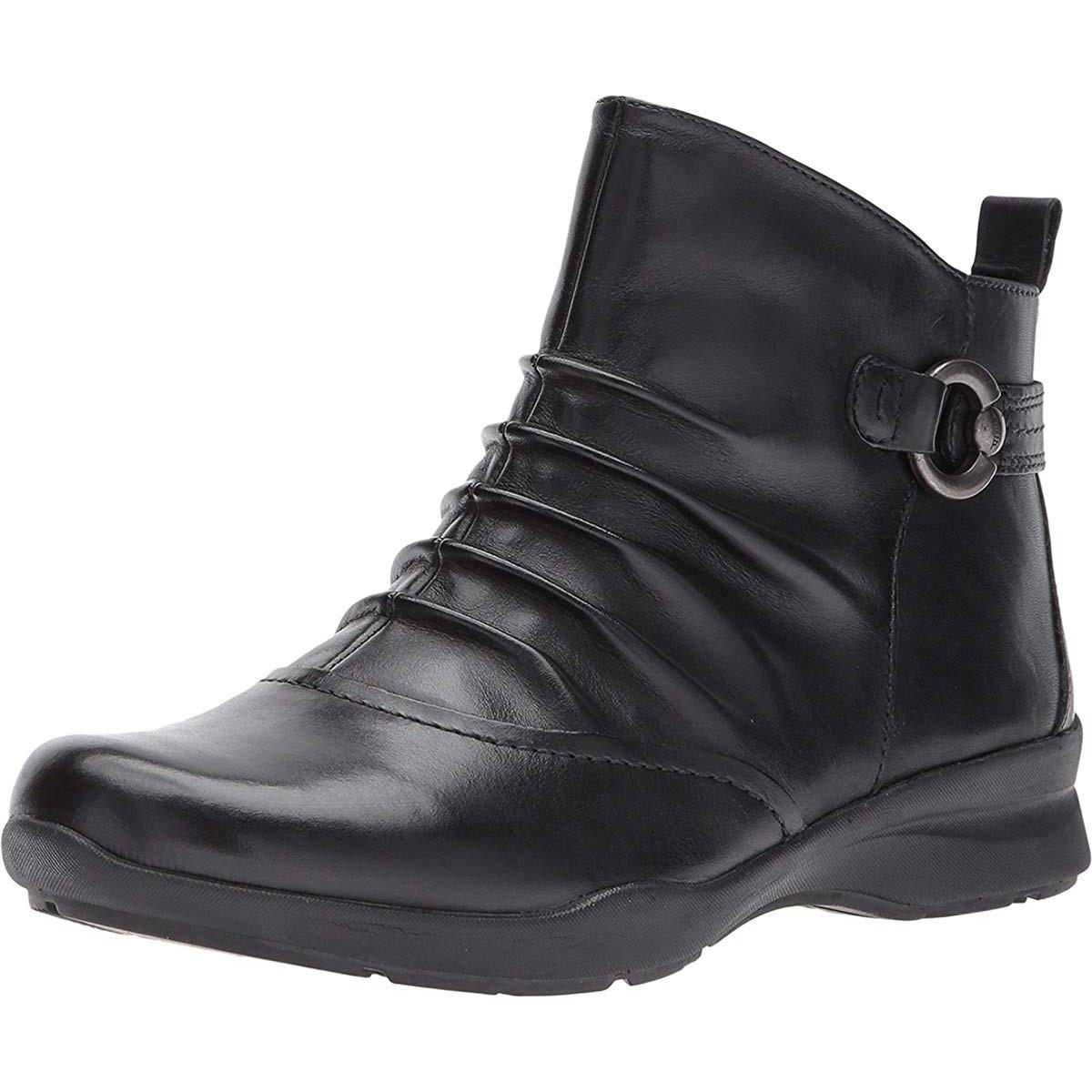 Ботинки Earth Alta Black Full Grain Leather - Оригинал, фото 1