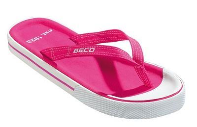Женские шлепанцы, вьетнамки, обувь для серфинга, дайвинга и плавания BECO
