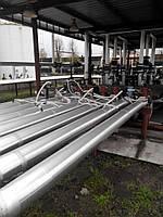 Замена и ремонт трубопроводов до 1500мм- опыт работ