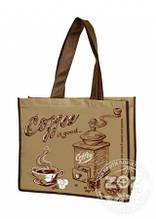 """Эко - сумка  """"Добра кава"""""""