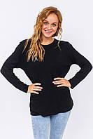 Джемпер с накладными карманами P-M - черный цвет, XL/XXL (есть размеры), фото 1