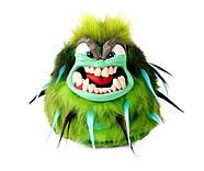 ИнтерактивныйПомсисГрамблз Тремор, зеленый Grumblies Tremor, фото 5