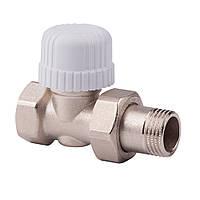 Прямой термостатический вентиль с предварительной настройкой 1/2 ICMA 779 (Италия)