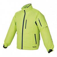 Аккумуляторная куртка с вентиляцией Makita LXT/CXT, 10,8-18В (2XL) DFJ212Z2XL