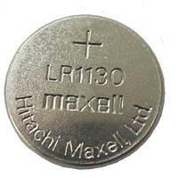 Батарейки Maxell SR1130 (389) (390) (G10) 1шт