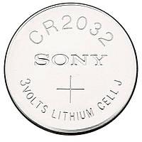 Батарейки Sony CR2032 1 шт.