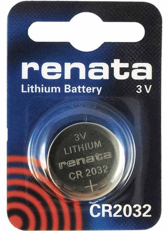 Батарейки Renata CR2032 1шт