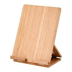 ИКЕА (IKEA) GRIMAR, 302.920.83, Держатель планшета, бамбук - ТОП ПРОДАЖ