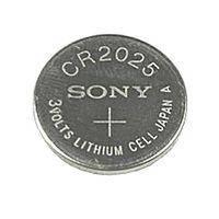 Батарейки Sony CR2025  1 шт.