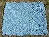 Коврик для ванной хлопковый, 50*60см. цвет голубой. Коврик для ванной купить, фото 4