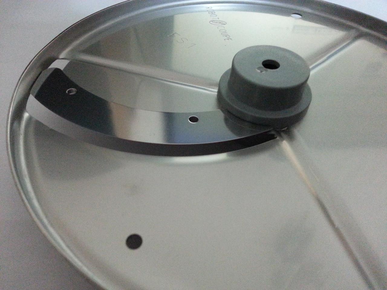Диск ES1 для овощерезки Robot Coupe CL30 cлайсер 1 мм (27051)