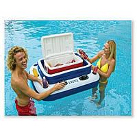 Плавучий термо-резервуар для напитков Intex 58821