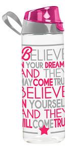 Бутылка для спорта Herevin Believe 0,75 л