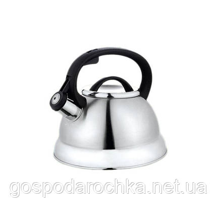 Чайник со свистком 2,2л KingHoff KH3774, фото 2